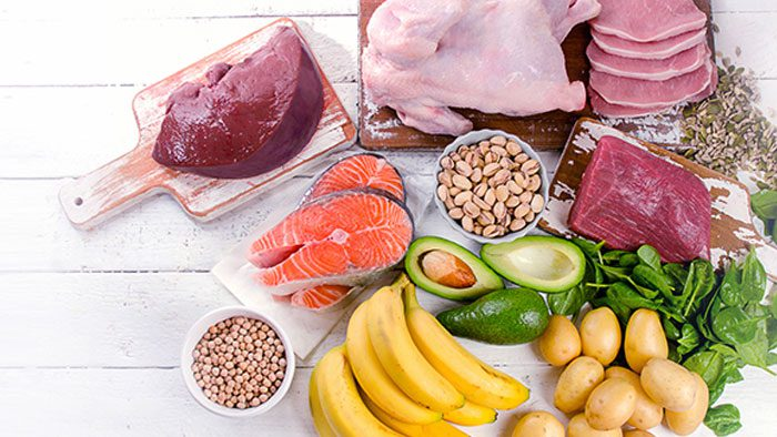 producten met vitamine b12