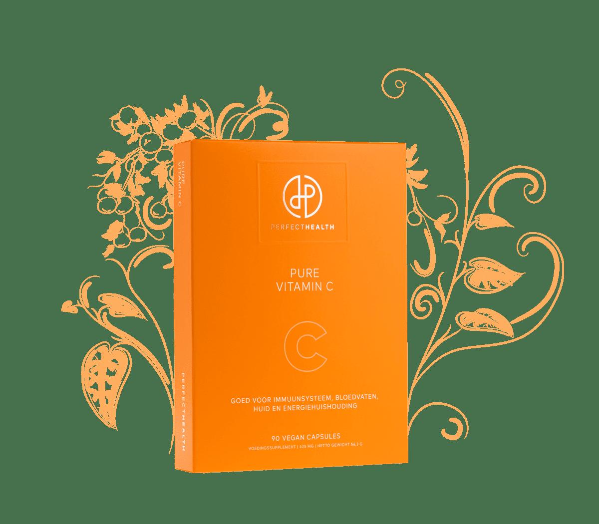 Pure Vitamin C - 180 stuks - voordeelverpakking